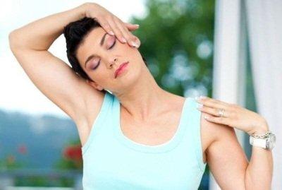 Симптомы мигрени у женщин, гимнастика для снятия боли