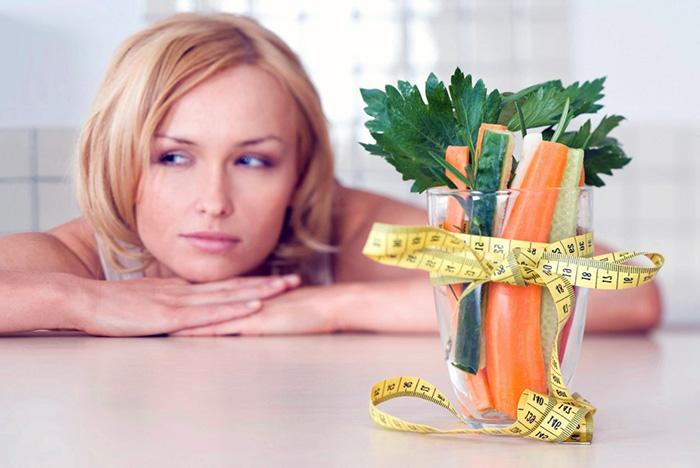 морковь в стакане