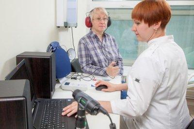 Неврит слухового нерва: проведение аудиометрии