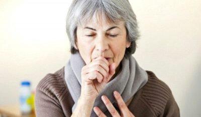 Опасность, последствия и осложнения при болезни Паркинсона: кашель