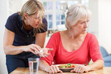 Препараты и таблетки для лечения деменции у пожилых людей