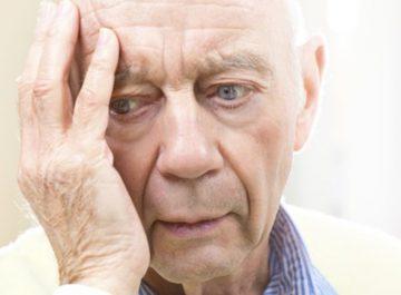 Деменции с тельцами Леви