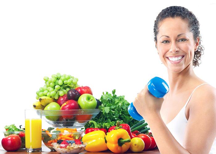 пища и спорт