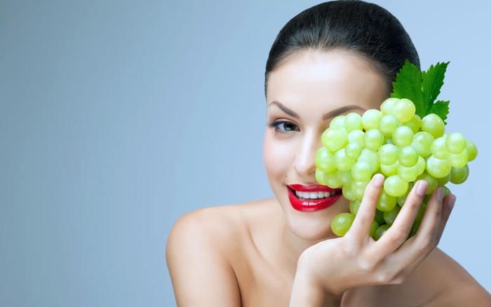 виноград для волос