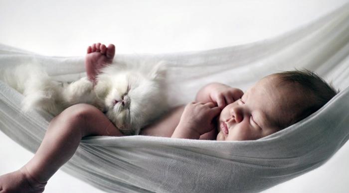 почему нельзя фотографировать младенцев