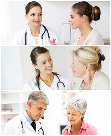 Выбор метода лечения зависит от возраста пациентки