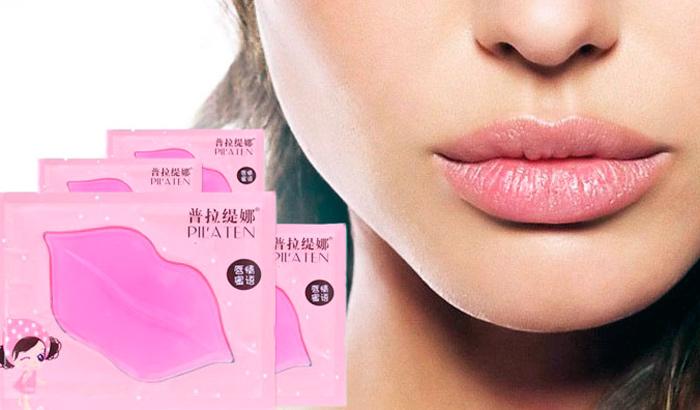 китайская маска для губ