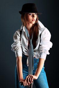 Как и с чем сочетать плиссированную одежду?