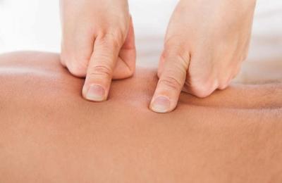 Лечение неврита точечным массажем